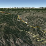 3 Mountain Mt Bike Loop - 1 Boulder to Eldroa Town