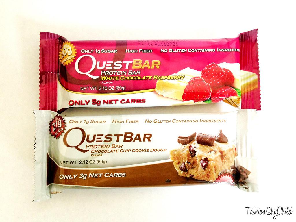 quest bars 2