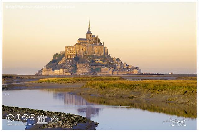 Le mont Saint-Michel@Pontorson