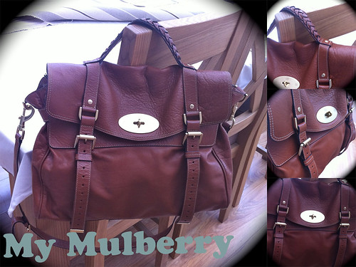 my mulberry