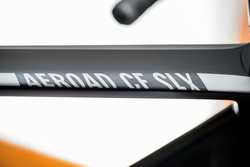 Canyon Aeroad CF SLX detail