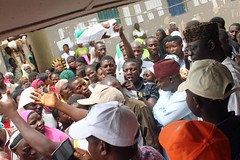 Hon Isa Dara Bwari Campaign Rally