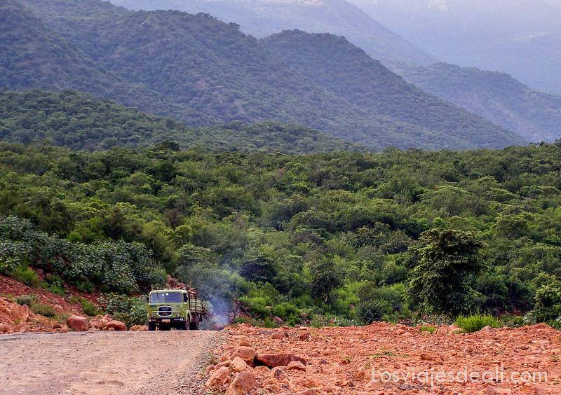 carretera etíope