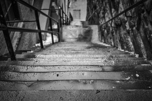 The Exorcist Stairs by Geoff Livingston