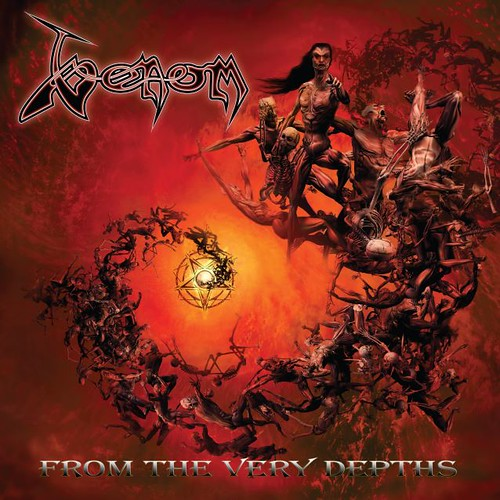 "Venom ""From The Very Depths"" (Released: 01/27/15)"