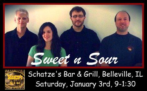Sweet n Sour 1-3-15