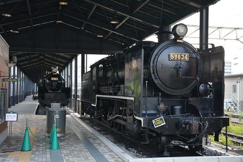 9600形蒸気機関車 59634