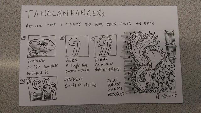 Tanglenhancers