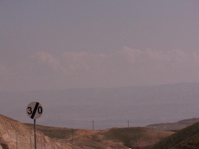 Descent to the Dead Sea