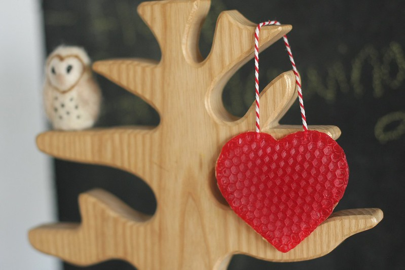 L's St. Valentine craft