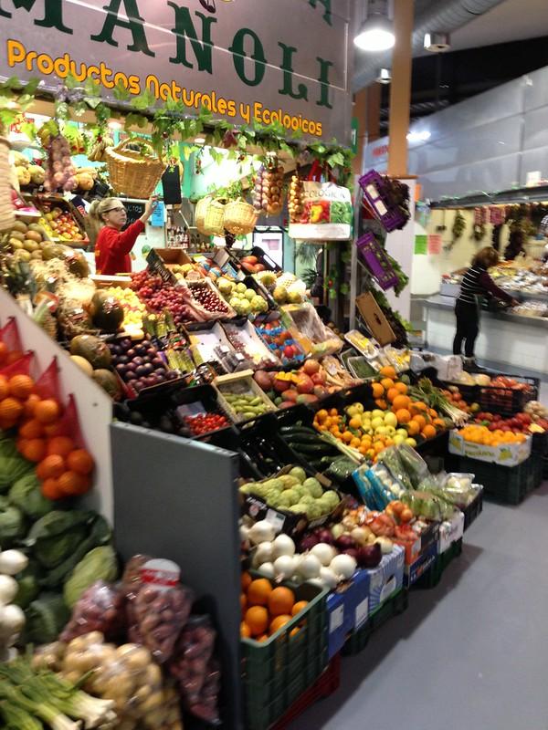 Stop by the Mercado Principal de Marbella