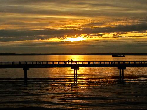 Pacific Northwest Sunset