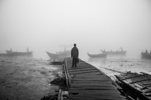 mr X on misty journey