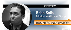 Scott Steinberg Interviews Brian Solis