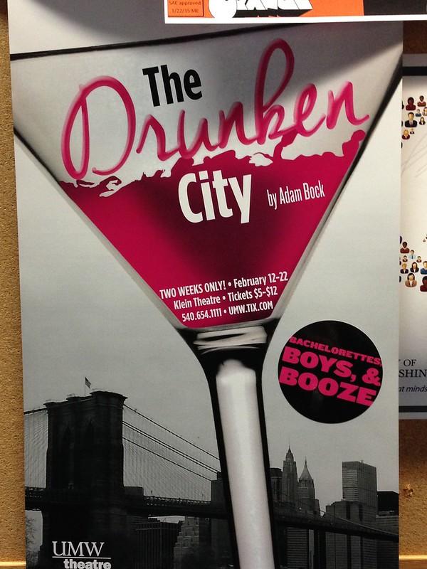 The Druken City