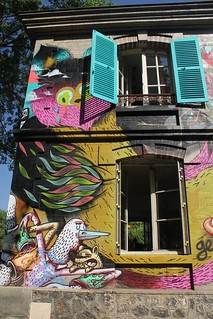 SupaKitch + AlëxOne_0313 quai de la Loire Paris 19