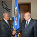 Secretary General Received Permanent Observer of Angola