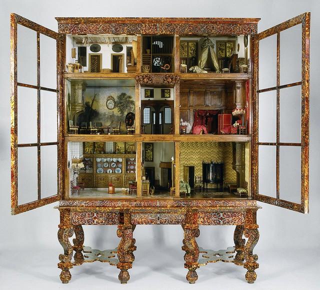 Dolls' house of Petronella Oortman, Anonymous, c. 1686 - c. 1710