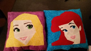 Princess Pillows