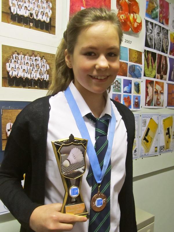 U13 Badminton Success