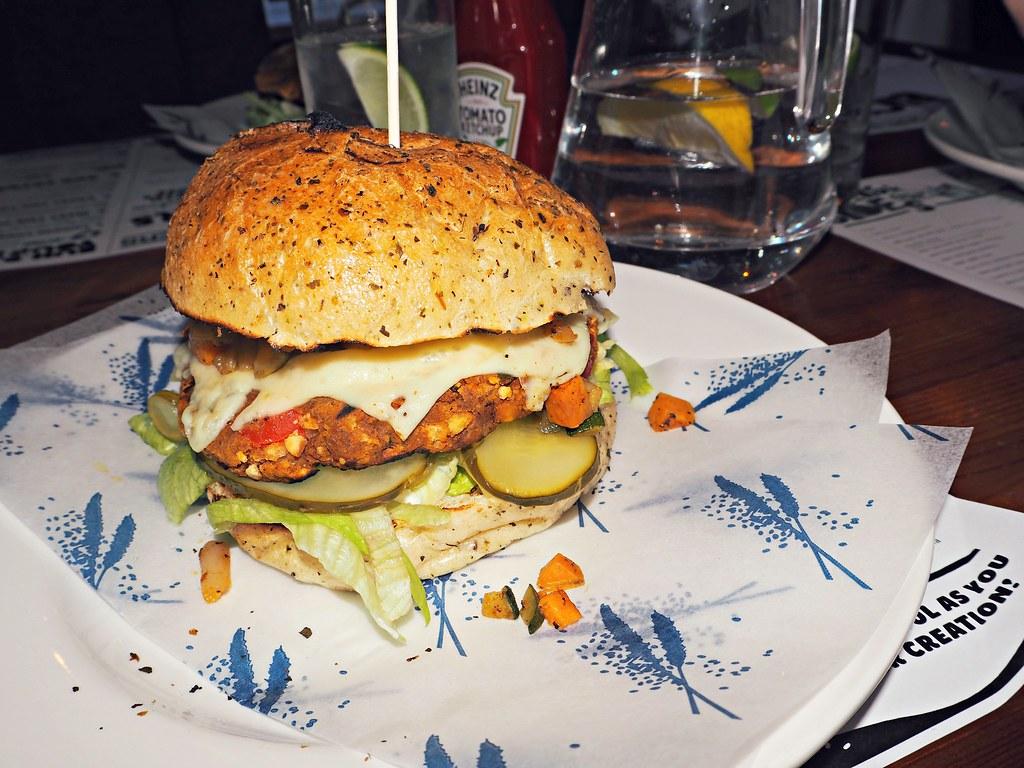 Just Burger and Beers Edinburgh review 3