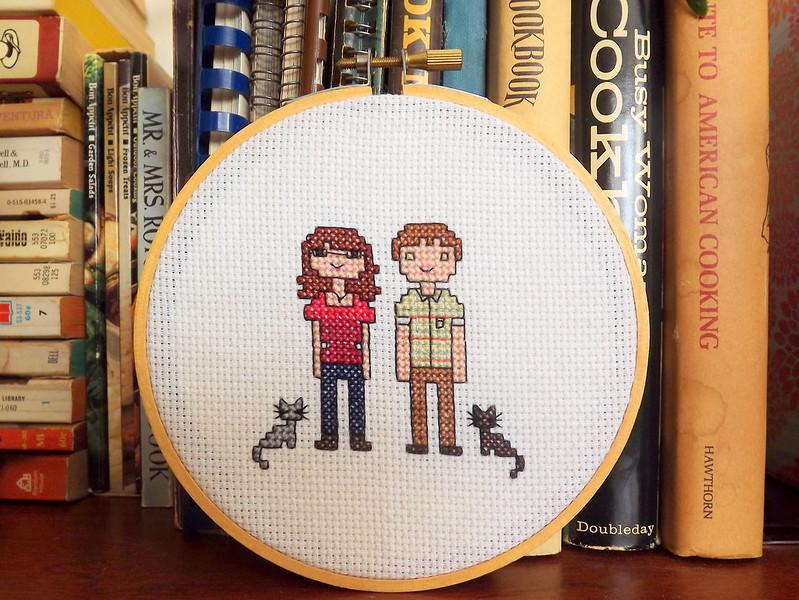 Stitch Characters