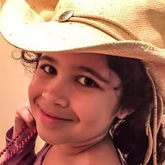 Cowgirl Daisy. #daisy #texascowgirl