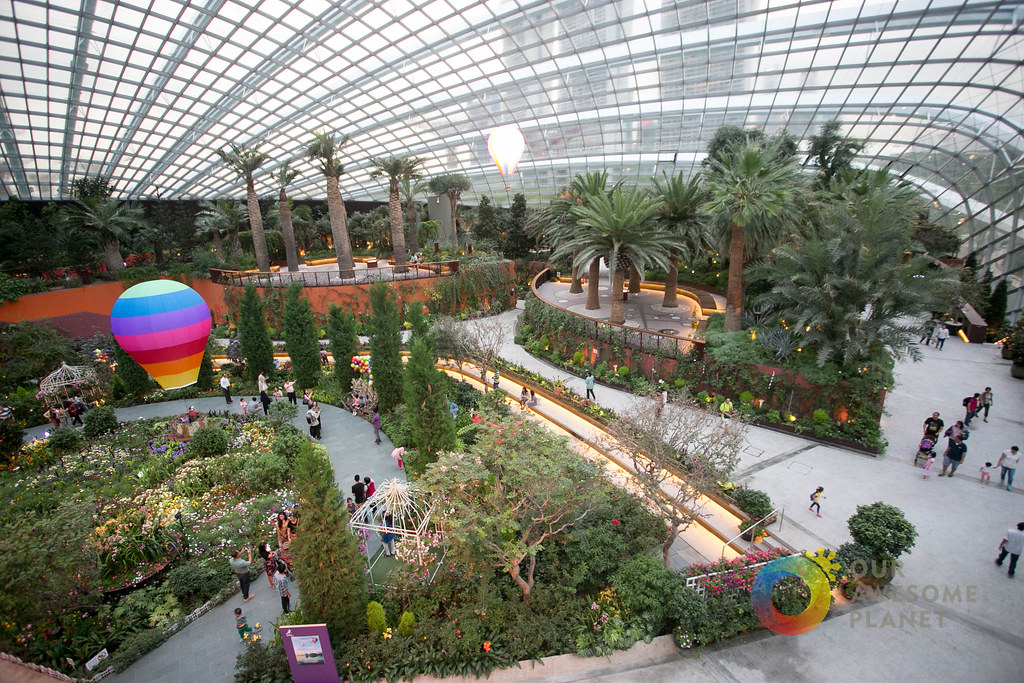 Garden By The Bay Entrance Fee gardensthe bay singapore: what's the best way to explore the