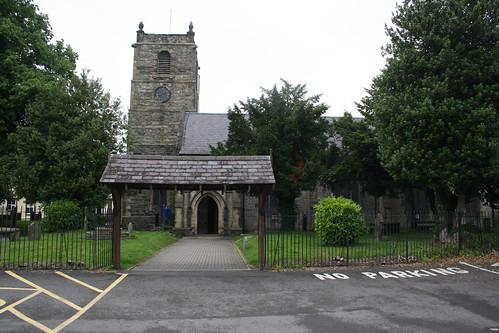 St Gollen, Llangollen, Denbigshire