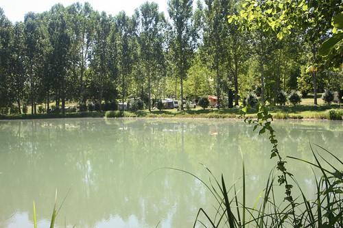 THENON - Camping Le Verdoyant***_le lac