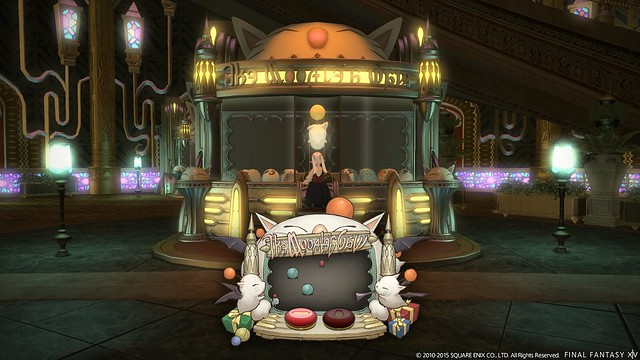 Ffxiv Welcome To The Manderville Gold Saucer Playstation Blog