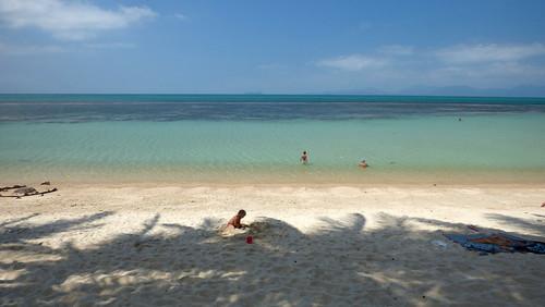今日のサムイ島 2月25日 バンタイビーチ