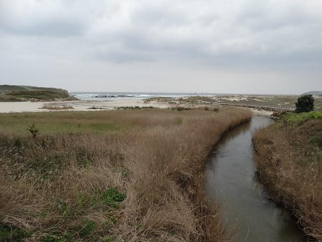 Río Arteixo en Sabón