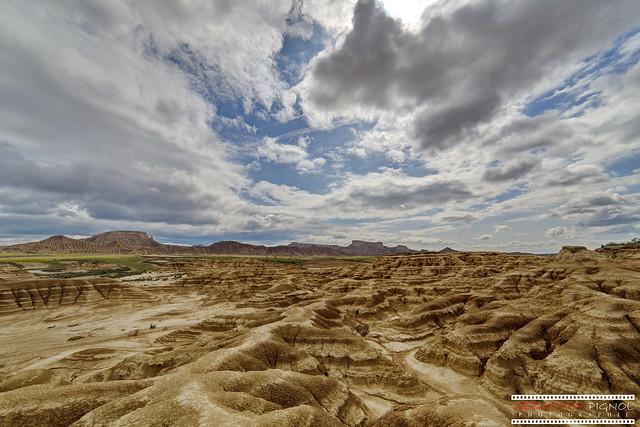 Desert of Bardenas