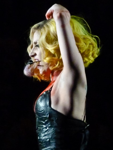 Lady Gaga - The Monster Ball Tour - Bercy, Paris (2010)