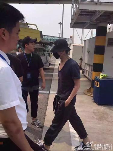 Big Bang - Tianjin Airport - 05jun2016 - 静默博思LS - 09