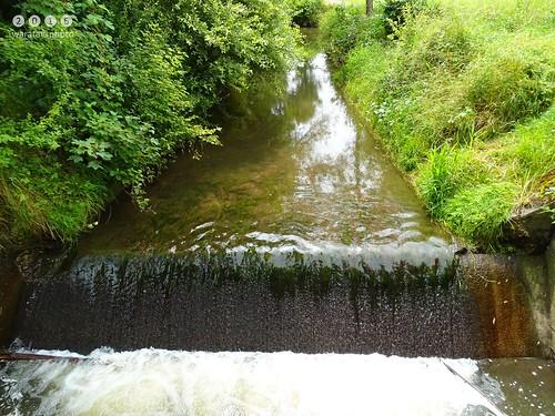 Kammel -der Fluss > An der Kammel zwischen Ober- und Unterkammlach in Süddeutschland - Kammel-la rivière> Au Kammel entre Oberkamm et Unterkammlach dans le sud de l'Allemagne