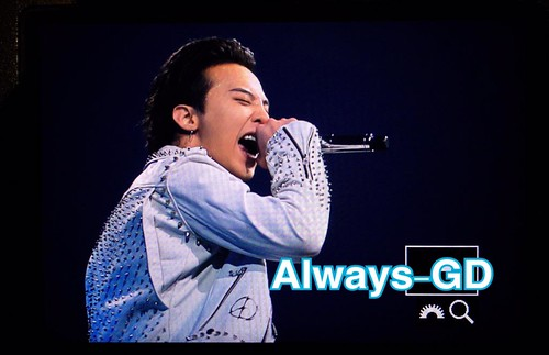 Big Bang - Made Tour 2015 - Anaheim - 04oct2015 - Always GD - 03