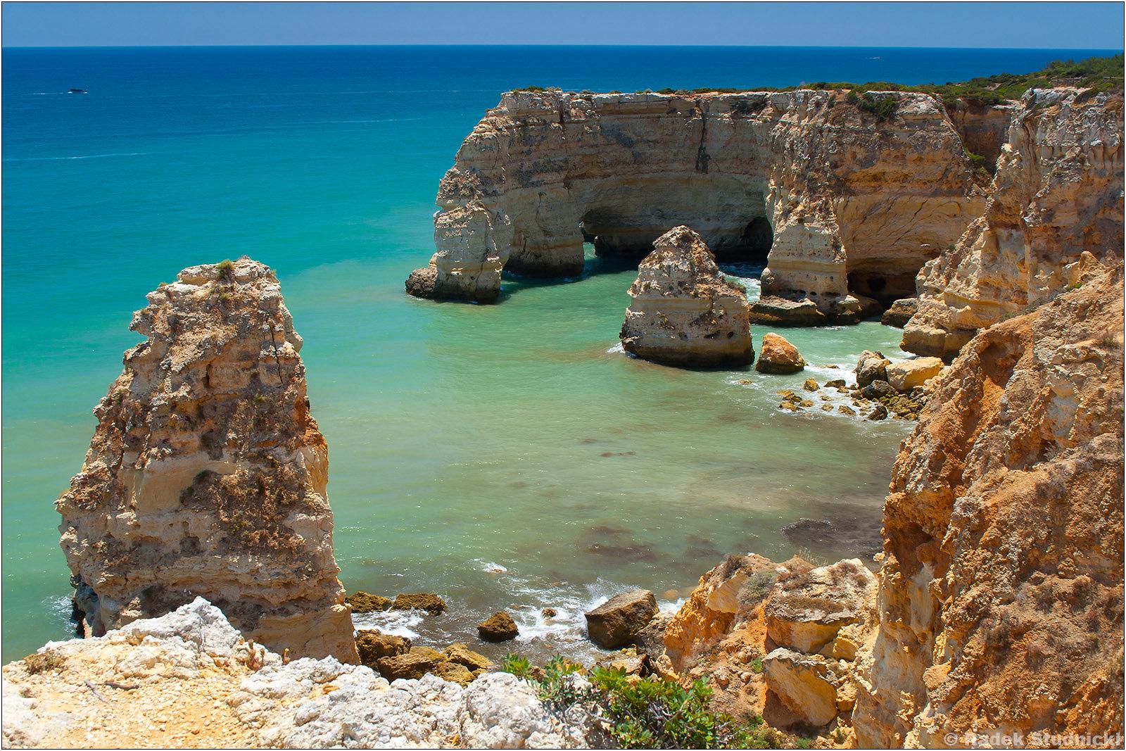 Algarve: Praia da Marinha