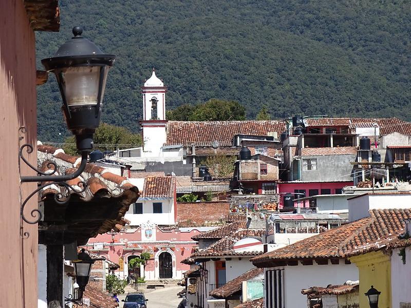 Cityscape - San Cristobal de las Casas - Chiapas - Mexico