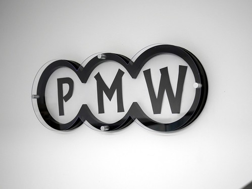PMW Gallery Opening - Wall Decoration