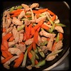 #Homemade Asian-Style Chicken w/ Broccoli - then add the #carrots and #celery