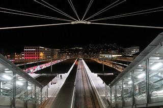 Chur Station SBB / RhB