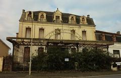 Saint Jean d' Angely, Urbex, hotel du chalet