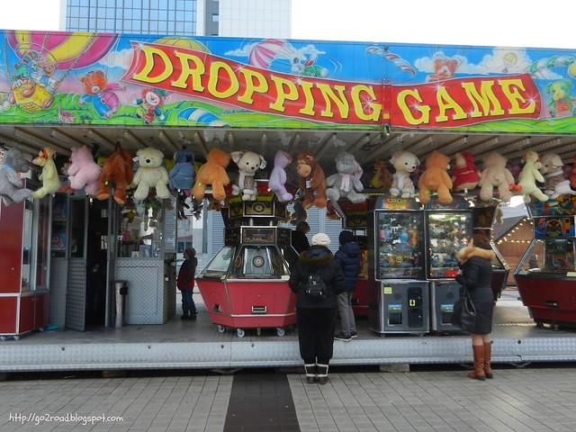 Ярмарка на Олимпийской площади