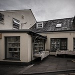 Brecon town book store