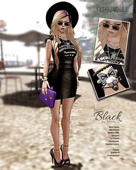#778 - Basic Black