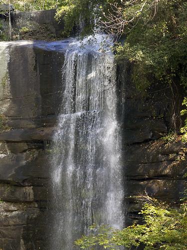 sc water waterfall twinfalls pickens