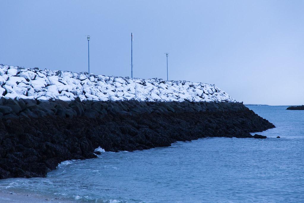 Day in Reykjavík