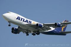 N496MC B747-400F Atlas Air